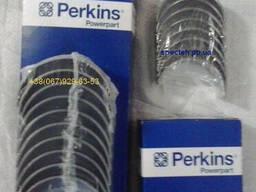 Вкладыши Перкинс /Perkins коренные и шатунные