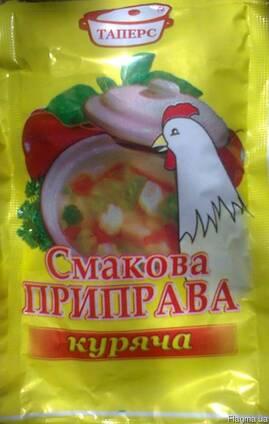Вкусовая приправа, 100 гр. куриная, грибная, мясная, овощная