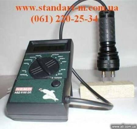 Влагомер АВД 6100, Анализатор влажности древесины АВД 6100