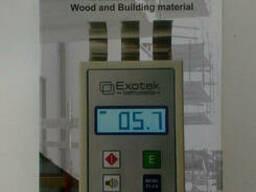 Влагомер древесины и стройматериалов Exotek MC-160SA (0-98%) 230 пород, 6 групп. ..