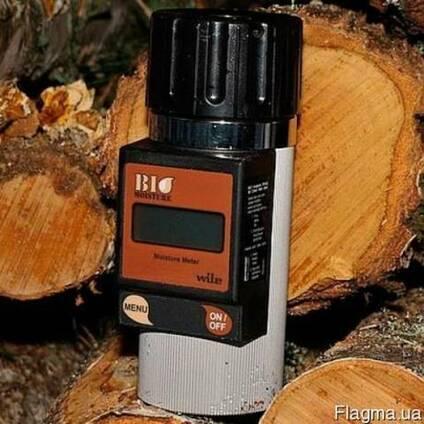 Влагомер топливной древесины Wile Bio Moisture Wood
