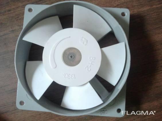 Вентилятор ВН-2 новый (алюминий) в Оригинале, оборонка