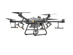Внесення ЗЗР дронами. Дисикація оприскування дронами. Dji agras t30.