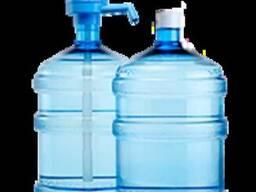 Вода 19, 5 литров