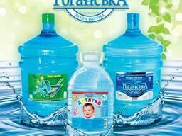 Вода артезианская,дистрибьюция