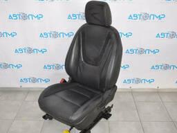 Водительское сидение Chevrolet Volt 11-15 кожа черн 22823464
