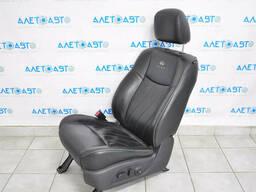 Водительское сидение Infiniti JX35 QX60 13- кожа черн 87370-3JA4A