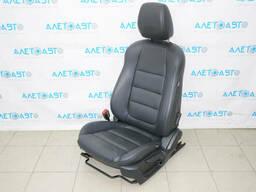 Водительское сидение Mazda6 13-15 кожа черн GJS5-88-161-02