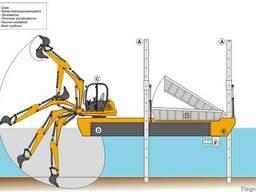 Водный экскаватор DRW-65E