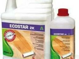 Водный паркетный лак 2хкомпонентный Chimiver Ecostar 5.5 L