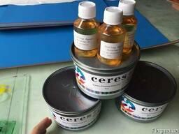 Водочувствительная гидрохромная краска для ткани купить в Ук