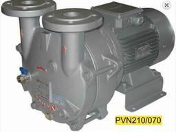Водокольцевые вакуумные насосы серии PVN фирмы Pomvak