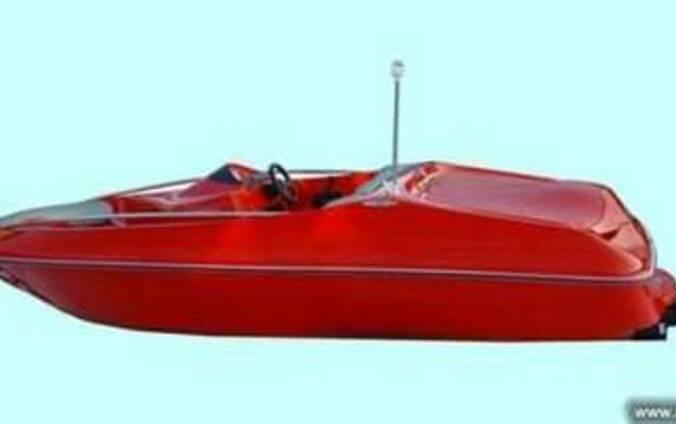 Водомётный катер