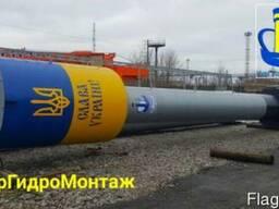 Водонапорные башни, изготовление и монтаж цена в Украине