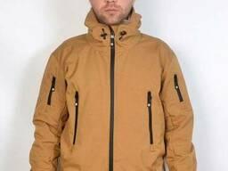 Водонепроницаемая куртка Soft Shell на флисе