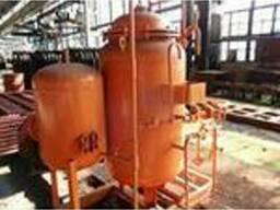 Водоподготовительные установки ВПУ-1, 0-К; ВПУ-2, 5; ВПУ-5, 0