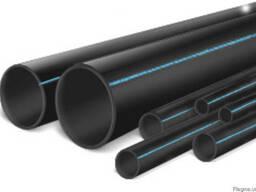 Водопроводные трубы из полиэтилена SDR ПЭ-80 д. 20 - 1200 мм