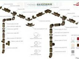 Водосточная система regenau