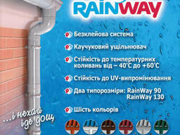 Водосточные системы Белая Церковь - фото 2