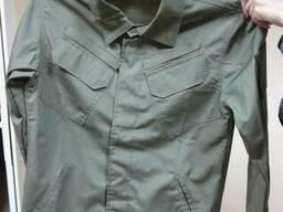 Военно-полевой костюм оливкового цвета, пошив под заказ