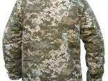 Военный бушлат пиксель, продажа оптом и в розницу - фото 2