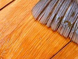 Вогнезахист дерев'яних конструкцій - фото 1
