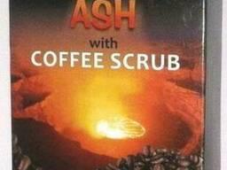 Volcanic Ash-мыло пепло и кофейным скрабом оптом от 50 шт