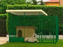 Вольер для собак и домашних животных