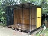 Вольеры для собак от производителя ОДСервис - фото 1