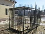 Вольеры Разборные для собак и других животных - фото 3
