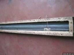 Вольфрамовые электроды, прутки