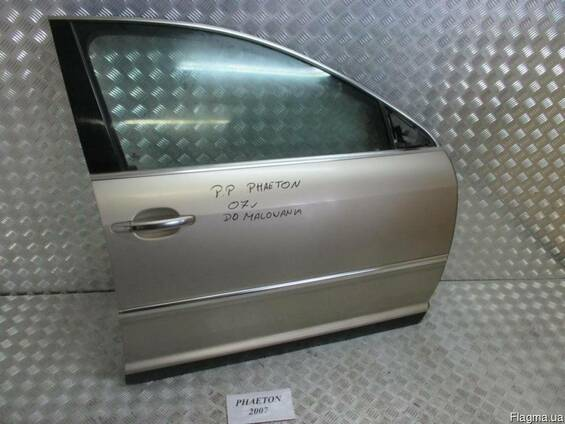 Volkswagen Phaeton 2002-2016 Передние двери (правая левая)