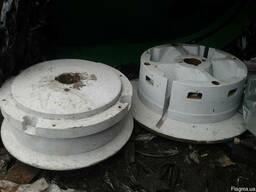 Волочильные Барабаны для волочильного оборудования д. 550мм.