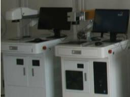 Волоконный и YAG лазер для маркировки L-Laser
