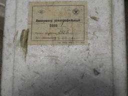 Вольтметр узкопрофильный Э390К. 250 В