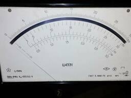 Вольтметр высокочастотный ц 4331