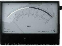 Вольтметр высокочастотный переносный Ц4331