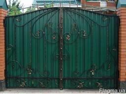Ворота 1,5 - 2,0 м