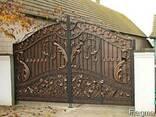 Ворота - фото 1