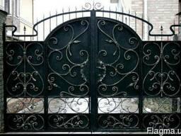 Ворота от А до Я