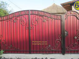 Ворота бытовые и промышленные