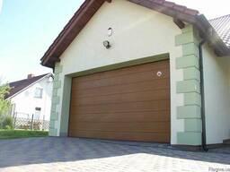 Ворота гаражні Тернопіль ціни від 385 євро Чортків Бережани