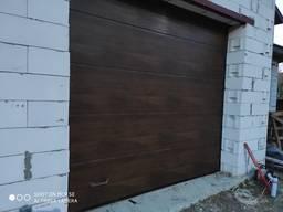 Ворота гаражные купить заказать в Борисполе
