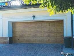 Ворота гаражные, откатные, распашные