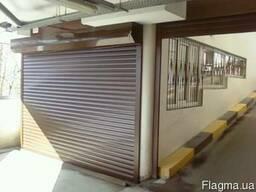 Ворота гаражные, ролетные, въездные