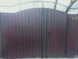 Ворота гаражные, ворота въездные, калитки - фото 3