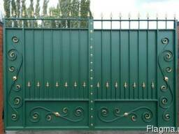 Ворота,калитки,двери