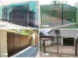 Изготовление и монтаж автоматических ворот - photo 2