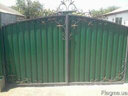 Ворота кованиє