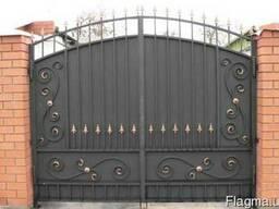 Ворота Заборы и Калитки